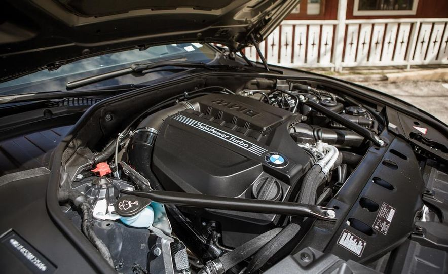 2014 BMW 740Ld xDrive - Slide 64