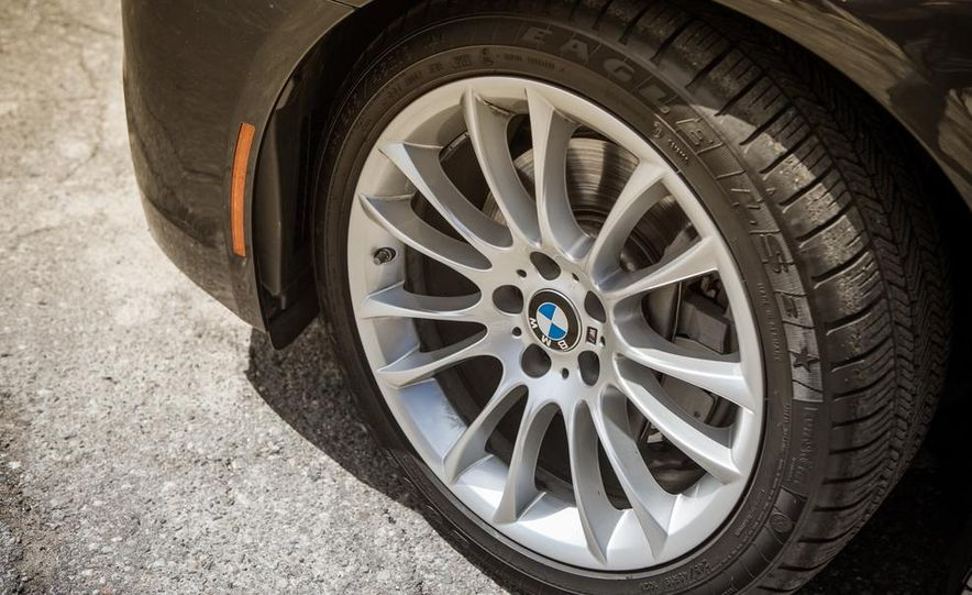 2014 BMW 740Ld xDrive - Slide 38