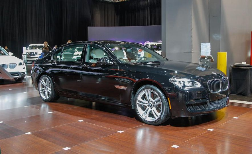 2014 BMW 740Ld xDrive - Slide 1
