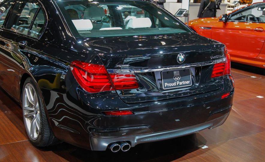2014 BMW 740Ld xDrive - Slide 6