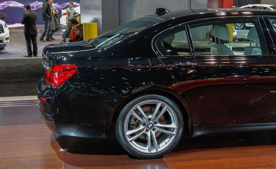 2014 BMW 740Ld xDrive - Slide 7
