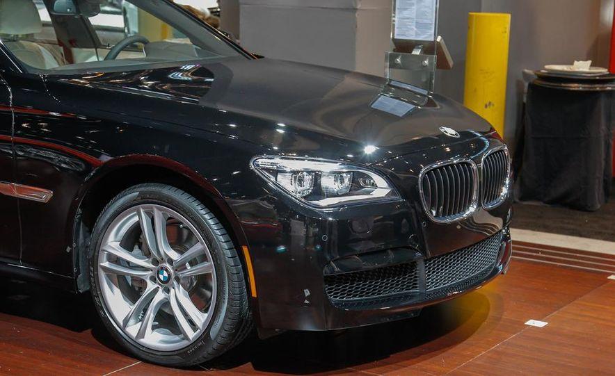 2014 BMW 740Ld xDrive - Slide 9