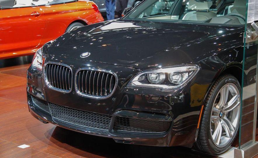 2014 BMW 740Ld xDrive - Slide 10