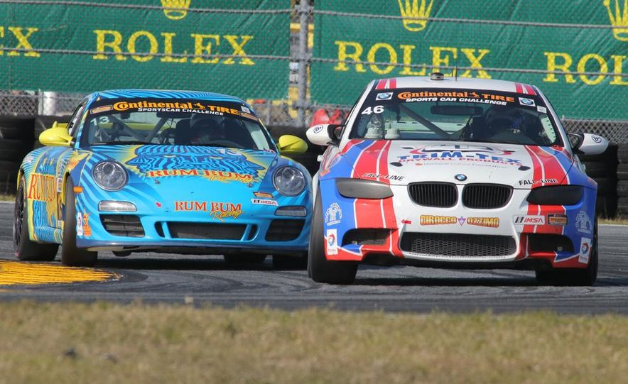 BMW Starts the 2014 Continental Series With a Pair of Wins in Daytona - Slide 6