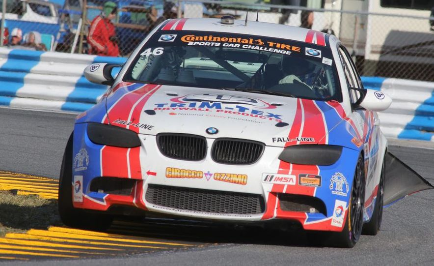 BMW Starts the 2014 Continental Series With a Pair of Wins in Daytona - Slide 27
