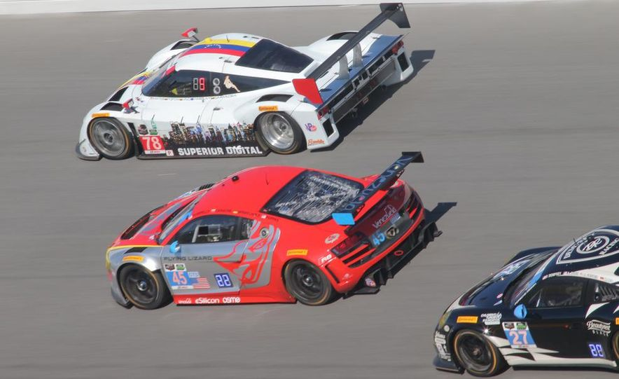 Rolex 24, Day 1: Corvettes Impress, Scary Crash Red Flags Race for 1.5 Hours - Slide 12