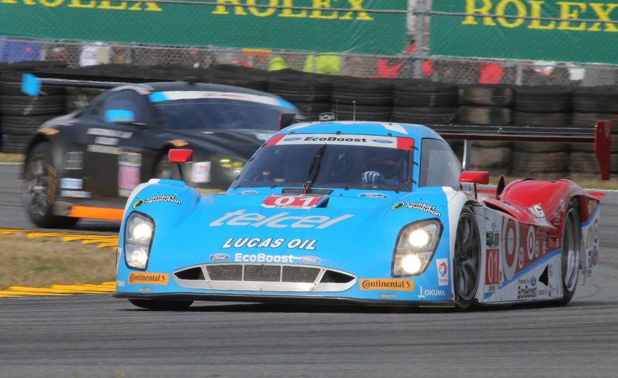 Rolex 24, Day 1: Corvettes Impress, Scary Crash Red Flags Race for 1.5 Hours - Slide 26