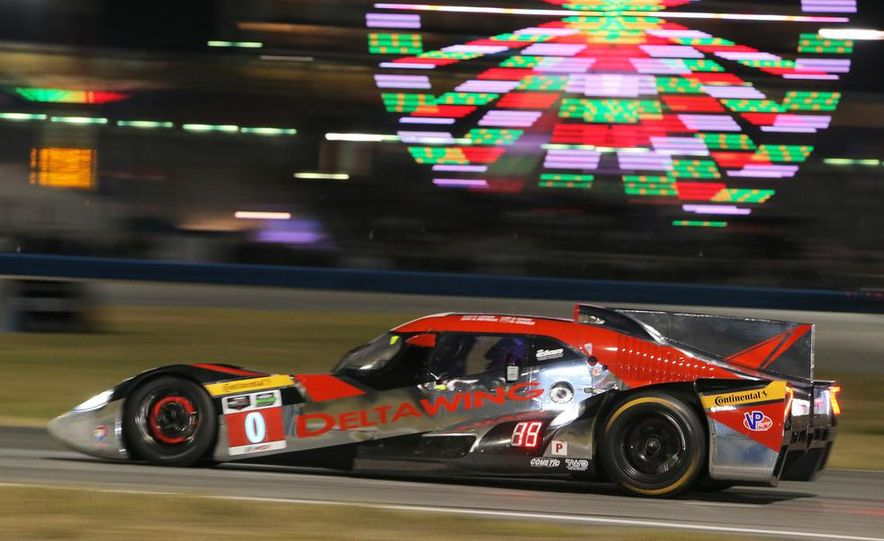 Rolex 24, Day 1: Corvettes Impress, Scary Crash Red Flags Race for 1.5 Hours - Slide 43