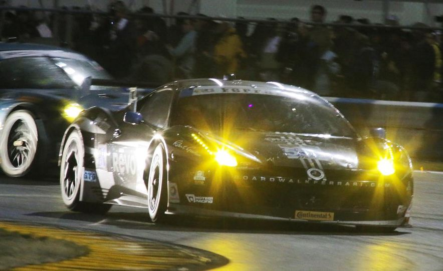 Rolex 24, Day 1: Corvettes Impress, Scary Crash Red Flags Race for 1.5 Hours - Slide 50