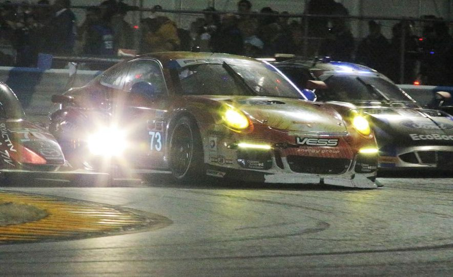 Rolex 24, Day 1: Corvettes Impress, Scary Crash Red Flags Race for 1.5 Hours - Slide 52