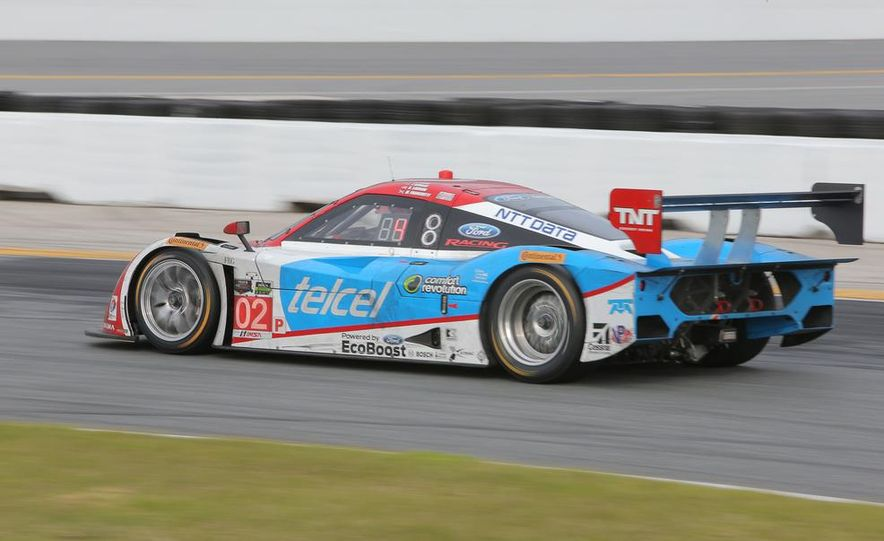 Rolex 24, Day 2: After 24 Hours, It All Came Down to Just 1.46 Seconds - Slide 1