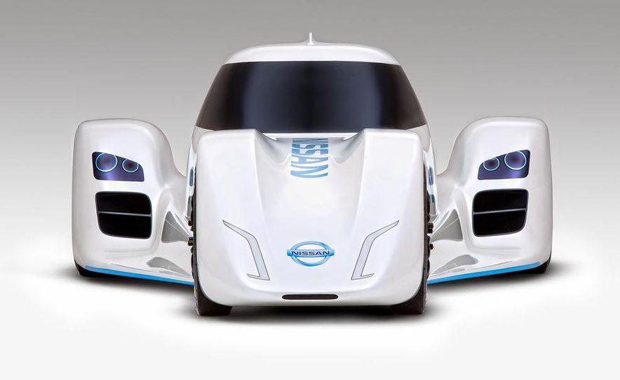 Nissan DIG-T R turbocharged 1.5-liter 3-cylinder engine - Slide 13