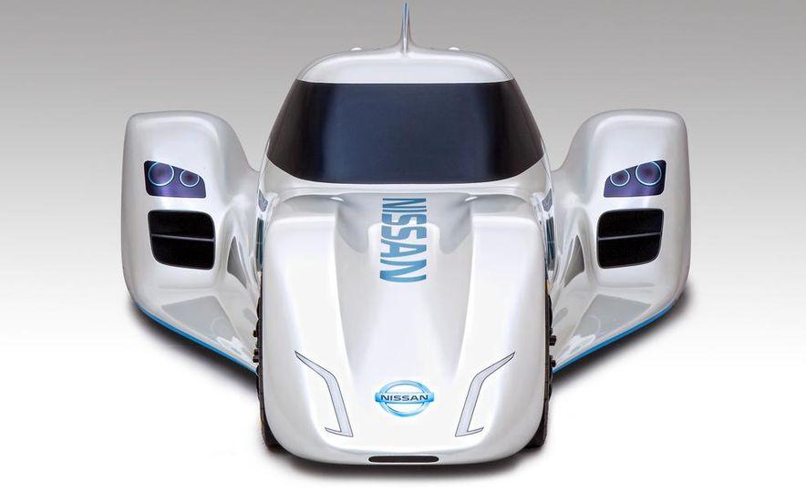 Nissan DIG-T R turbocharged 1.5-liter 3-cylinder engine - Slide 14