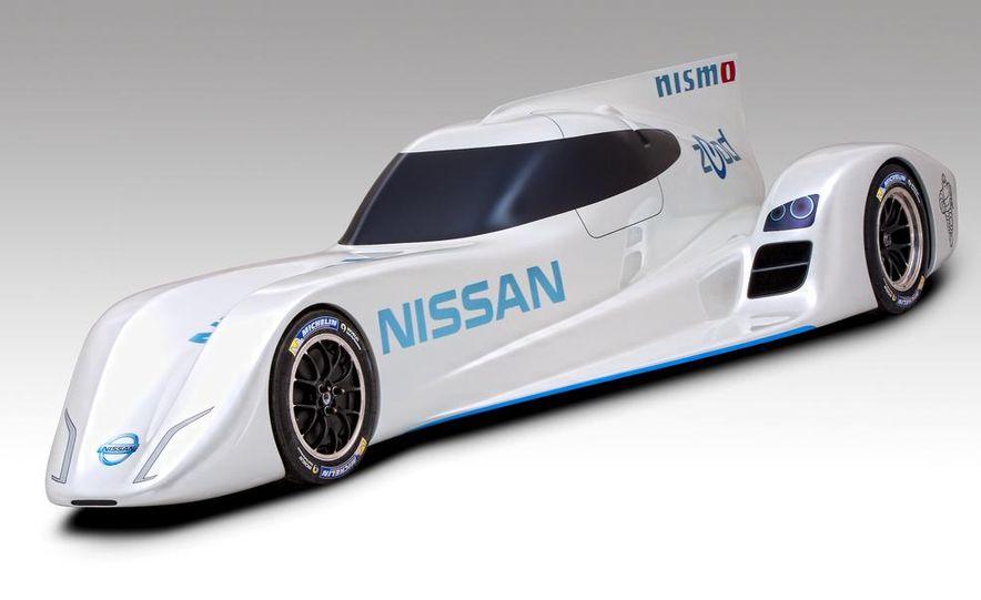 Nissan DIG-T R turbocharged 1.5-liter 3-cylinder engine - Slide 18