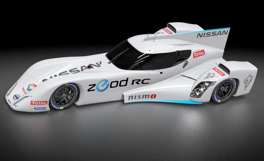 Nissan DIG-T R turbocharged 1.5-liter 3-cylinder engine - Slide 6