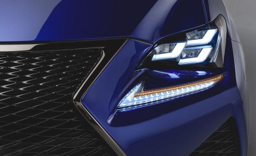 Lexus RC F GT500 race car - Slide 21