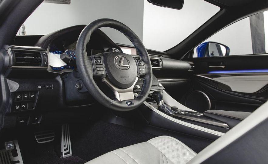 Lexus RC F GT500 race car - Slide 34