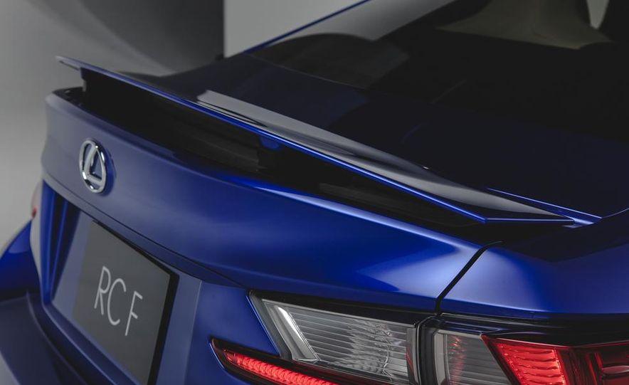 Lexus RC F GT500 race car - Slide 30