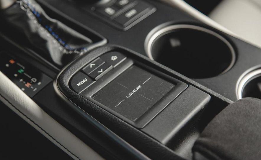 Lexus RC F GT500 race car - Slide 39