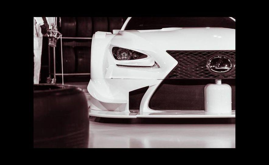 Lexus RC F GT500 race car - Slide 3