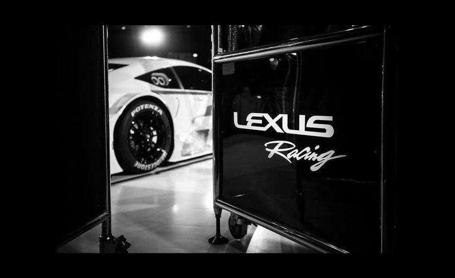 Lexus RC F GT500 race car - Slide 5