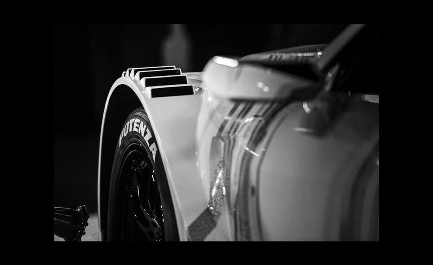 Lexus RC F GT500 race car - Slide 6