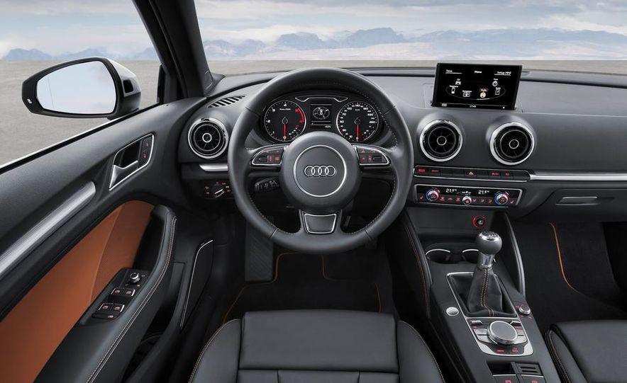 2015 Audi A3 sedan - Slide 17
