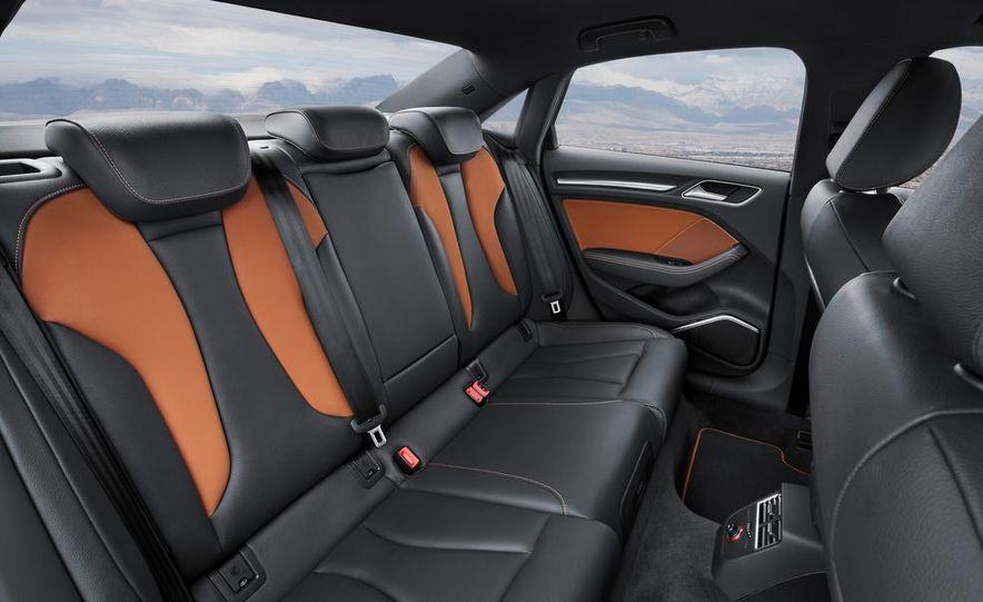 2015 Audi A3 sedan - Slide 18