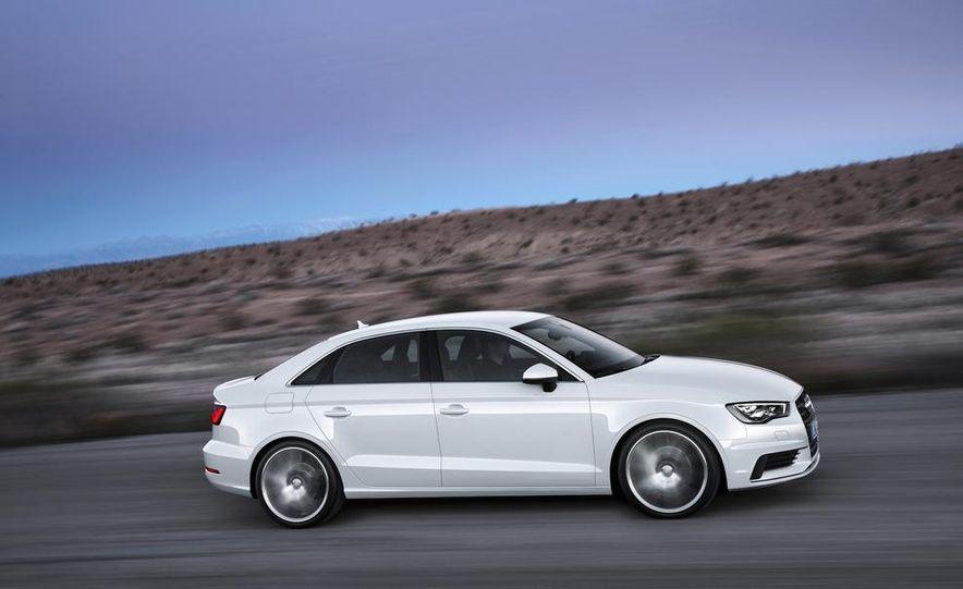 2015 Audi A3 sedan - Slide 1