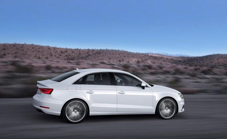 2015 Audi A3 sedan - Slide 2