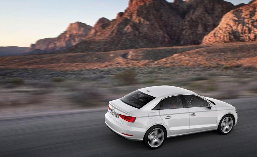 2015 Audi A3 sedan - Slide 3