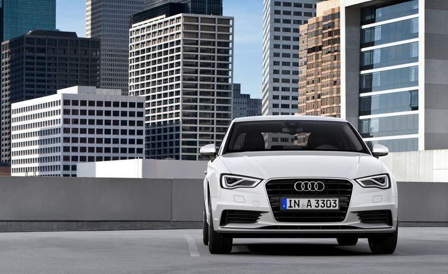 2015 Audi A3 sedan - Slide 6