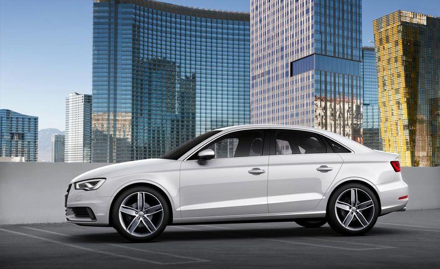 2015 Audi A3 sedan - Slide 7