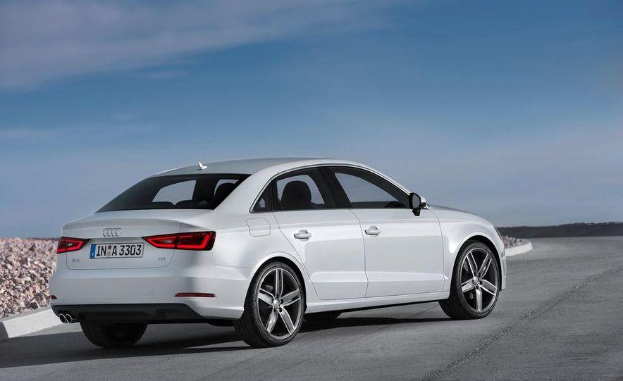 2015 Audi A3 sedan - Slide 11