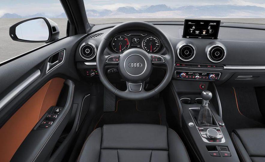2015 Audi A3 TDI sedan - Slide 17