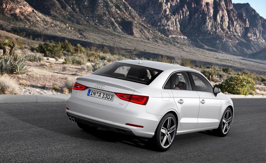 2015 Audi A3 TDI sedan - Slide 9