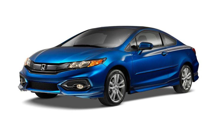 2014 Honda Civic Si coupe - Slide 22