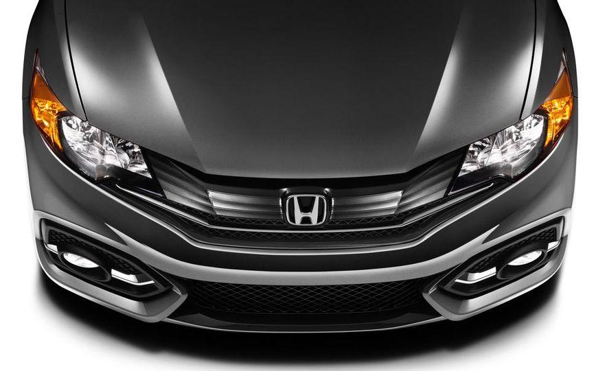 2014 Honda Civic Si coupe - Slide 18
