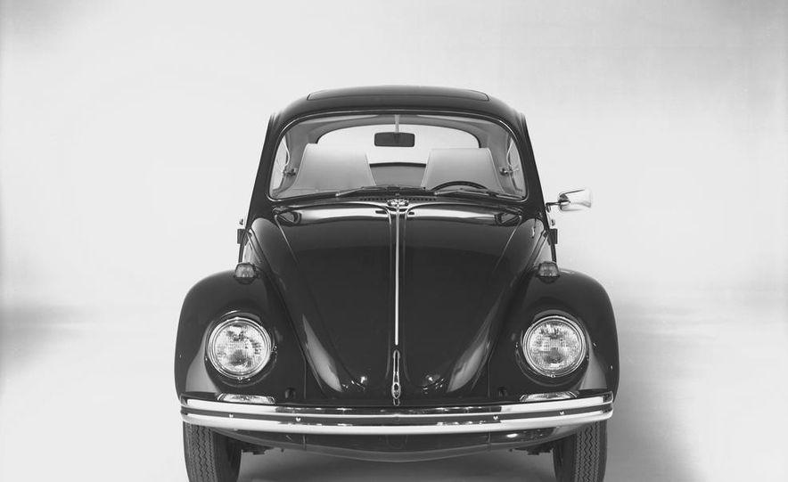 2014 and 1949 Volkswagen Beetle - Slide 5