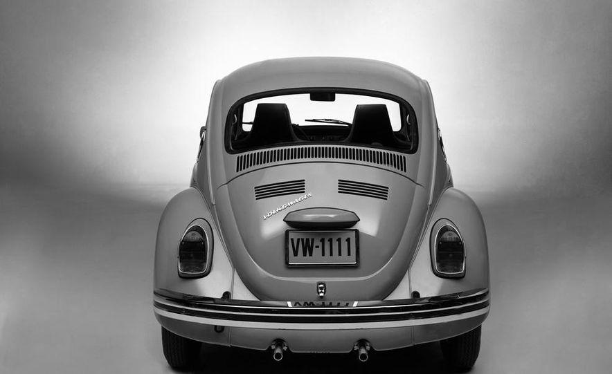 2014 and 1949 Volkswagen Beetle - Slide 8
