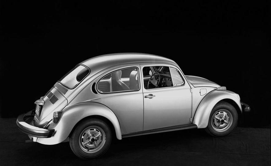 2014 and 1949 Volkswagen Beetle - Slide 9