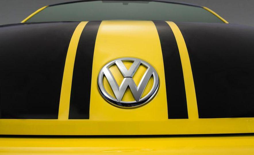 2014 and 1949 Volkswagen Beetle - Slide 33