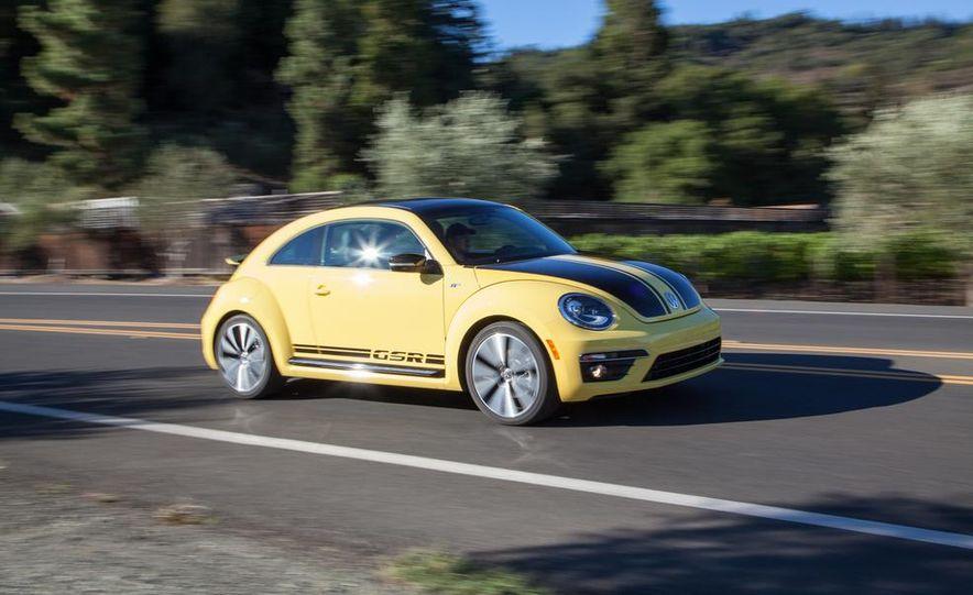 2014 and 1949 Volkswagen Beetle - Slide 16