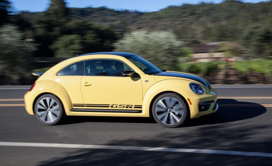 2014 and 1949 Volkswagen Beetle - Slide 17