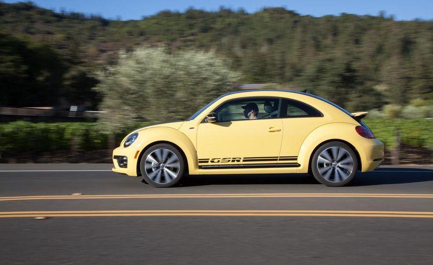 2014 and 1949 Volkswagen Beetle - Slide 18