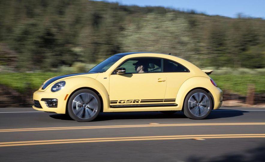 2014 and 1949 Volkswagen Beetle - Slide 19