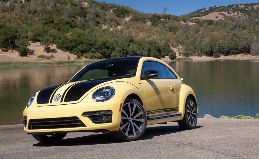 2014 and 1949 Volkswagen Beetle - Slide 21