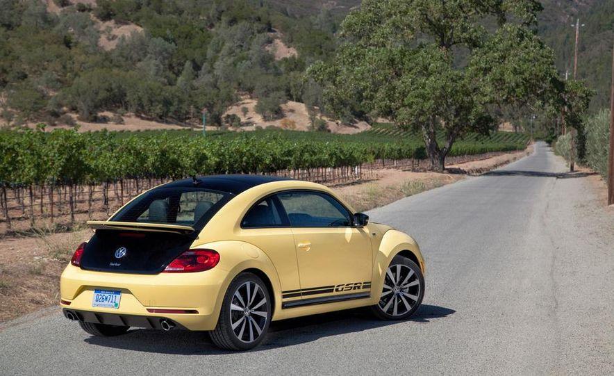 2014 and 1949 Volkswagen Beetle - Slide 26