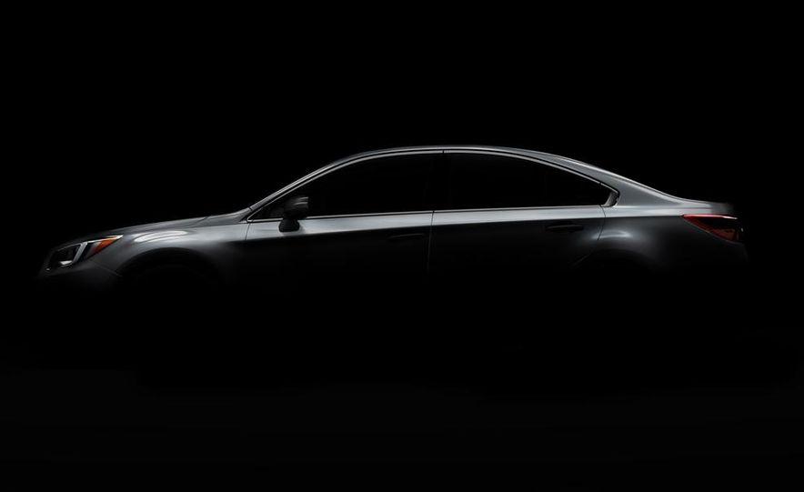 2015 Subaru Legacy - Slide 1
