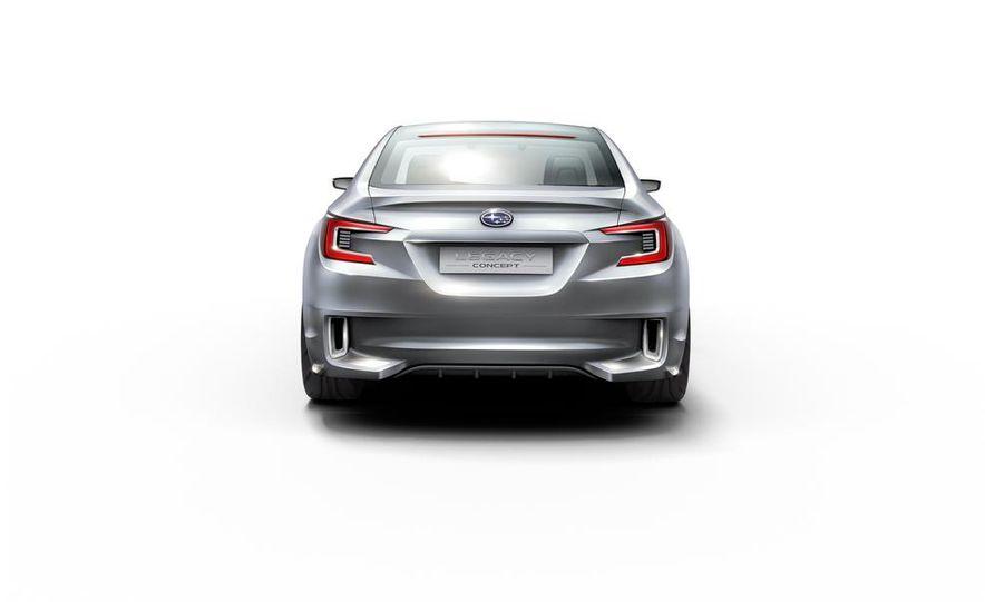 2015 Subaru Legacy - Slide 10